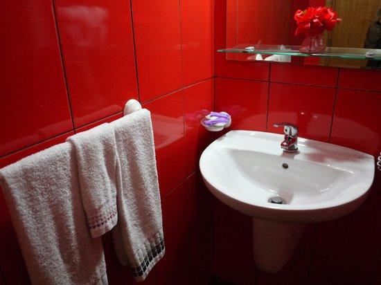 Residencial Monte Carlo: Limpio, muy limpio!