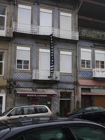 Residencial Monte Carlo: Edificio.