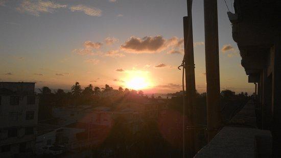 Sheylla's Place: hermoso amanecer desde mi habitacion en sheylas