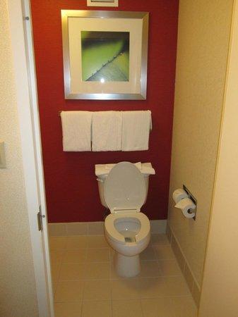 Courtyard Toronto Markham : Toilet