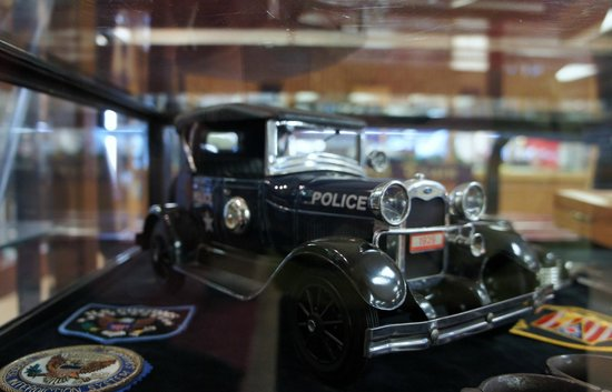 Lincoln Train Museum: We honor our nation's Police, Fire and EMS