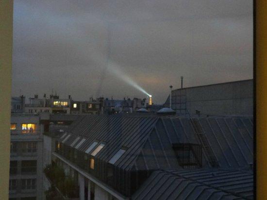 Citadines Bastille Marais Paris: Vista de La Madame desde o apartamento