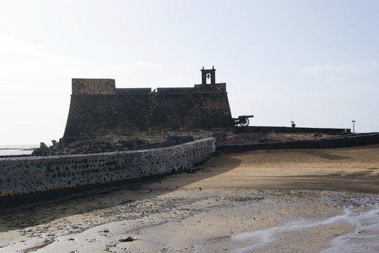 Castillo de San Gabriel: Il castello