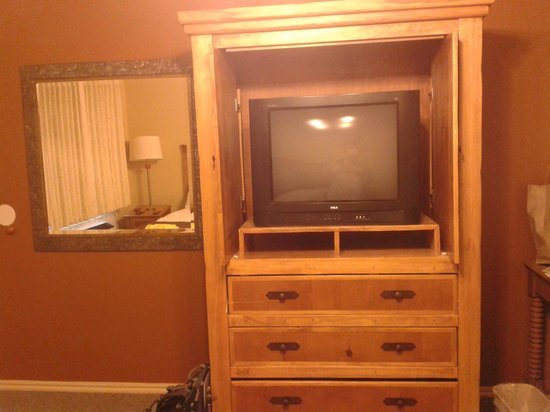 Quality Inn Bryce Canyon: apartamento com tv grande e internet