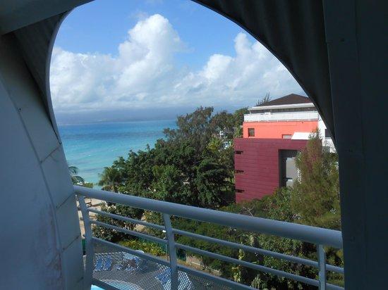 Karibea Beach Resort Gosier : Vue de la Chambre.