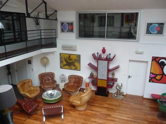 Awesome Chambre Loft Vintage Lyon Images - ansomone.us - ansomone.us