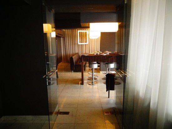 Saboia Estoril Hotel : Sala de pequeno almoço