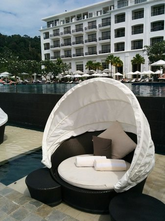 The Danna Langkawi: Pool area