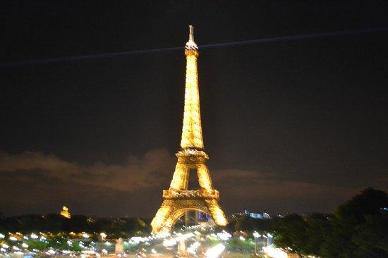 Le Bristol Paris: Torre