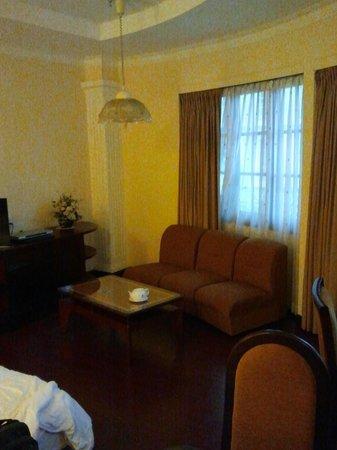 Huong Sen Hotel : Houng Sen Deluxe