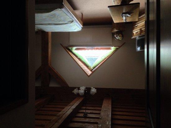 Hotel Strachanovka: Room on 1st floor