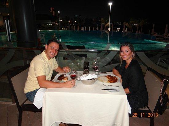 Jumeirah at Etihad Towers: Restaurante Bice