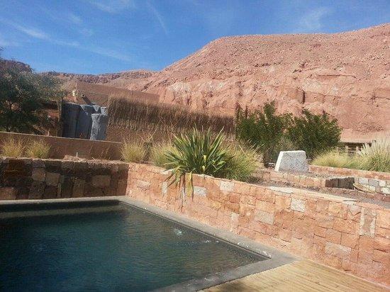 Alto Atacama Desert Lodge & Spa: Piscina :)