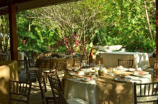 Florblanca Resort: Reception