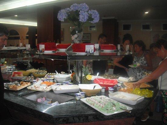 Foto de Best Mojacar, Mojácar: Comedor buffet - TripAdvisor