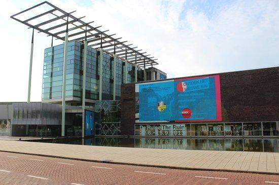 Het Nieuwe Instituut: Edificio