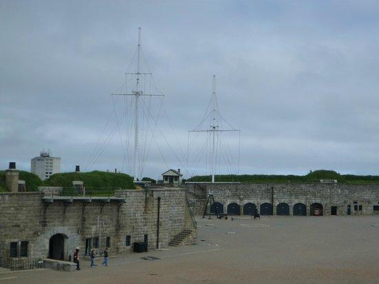 Halifax Citadel National Historic Site of Canada: Citadel