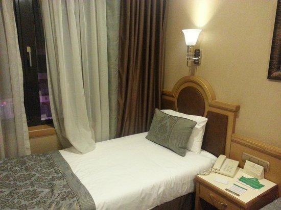 Zagreb Hotel: room 202