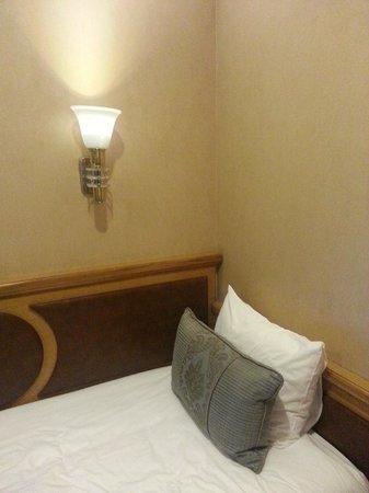 Zagreb Hotel: room