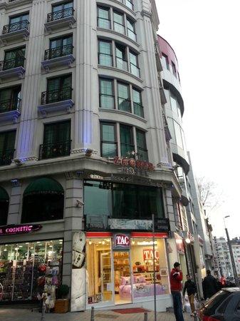 Hotel Picture Of Zagreb Hotel Istanbul Tripadvisor