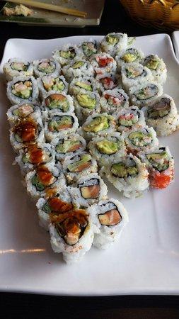 Sushi St-Jean