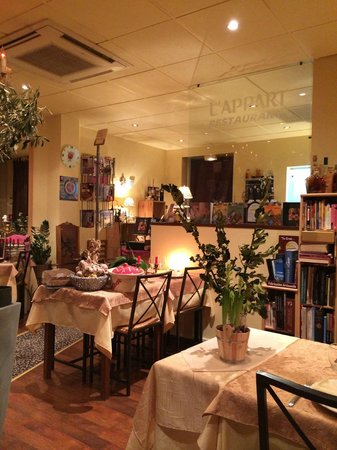 L'Appart : Lovely ambiance