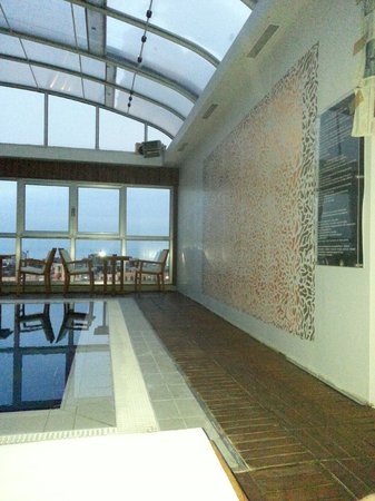 Zagreb Hotel : Pool was Heated