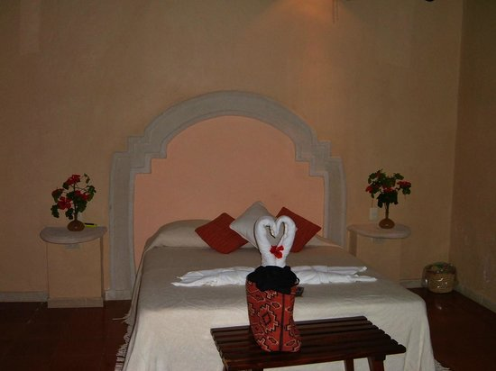 Hacienda Chichen: Nice rooms