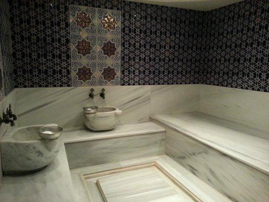 Turkish Bath Picture Of Zagreb Hotel Istanbul Tripadvisor