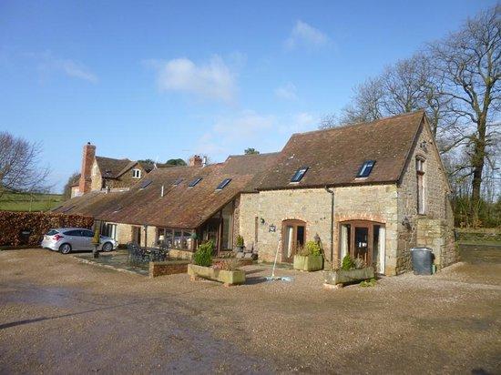 Plaish Park Farm: The Olde Cow House