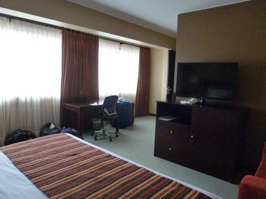 Wyndham Cusco Saqsayhuaman: Our room