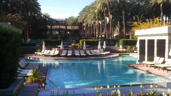 Hyatt Regency Scottsdale Resort and Spa at Gainey Ranch: One of many pools