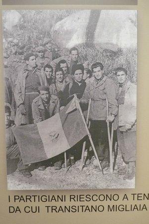 Museo della Linea Gotica: Partigiani dell'Alta Versilia