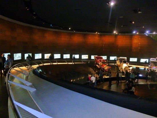 Museo Mercedes-Benz: Sala