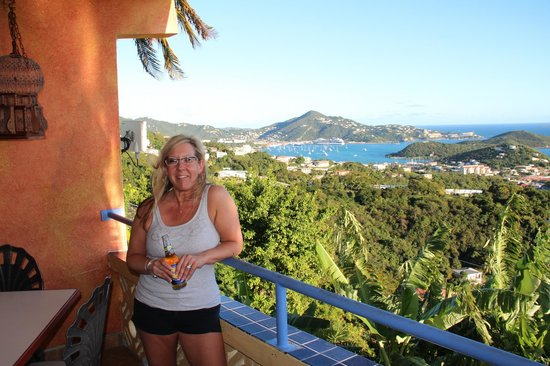 Island View Guest House: Fabulous time!