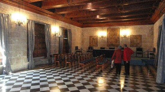 Expo Hotel Valencia : Um registro histórico: uma das salas onde acontecia a Inquisição Espanhola