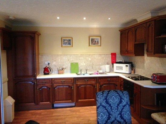 Birchover Darley Abbey: Kitchen