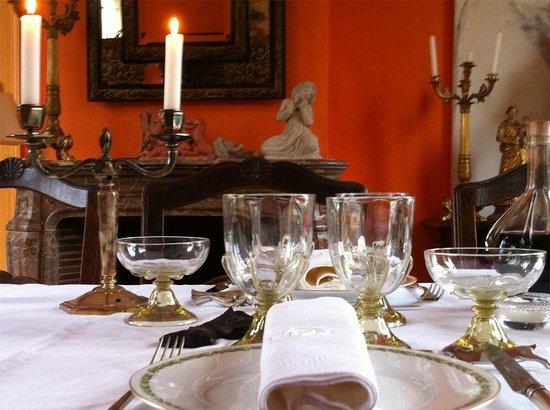 Salle à Manger Picture Of Les Chambres De Labbaye Saint Germer
