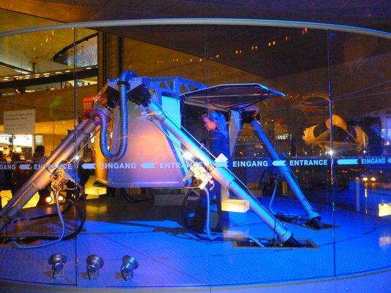 Museo Mercedes-Benz: Simulatore di guida