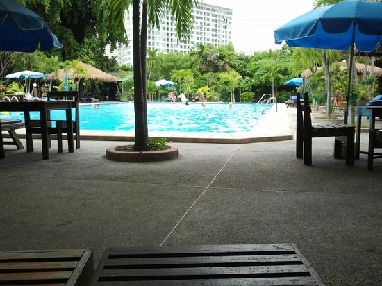 Palm Garden Pattaya - Pool