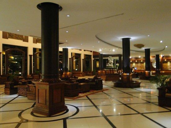 Pacific Hotel & Spa: Hall 2
