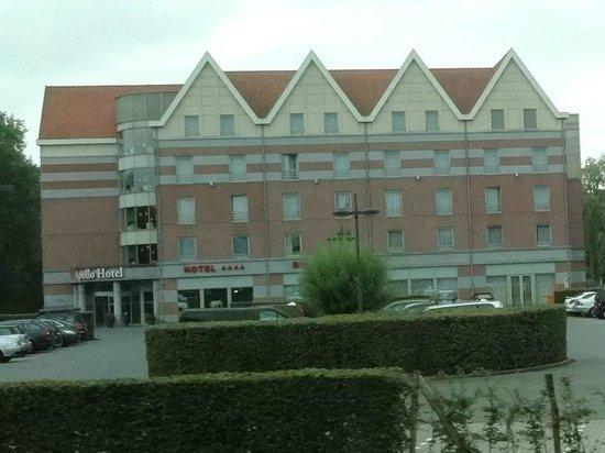 Velotel Brugge : APOLLO HOTEL - BRUGES, BÉLGICA