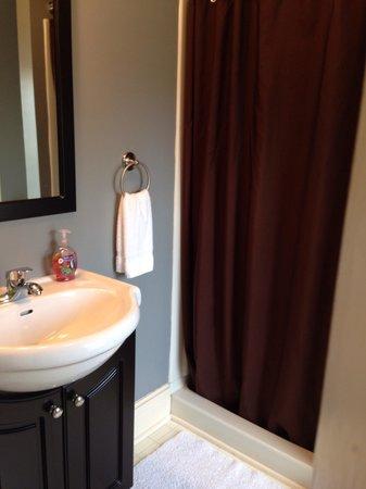 George Carroll House: Room 6 bathroom