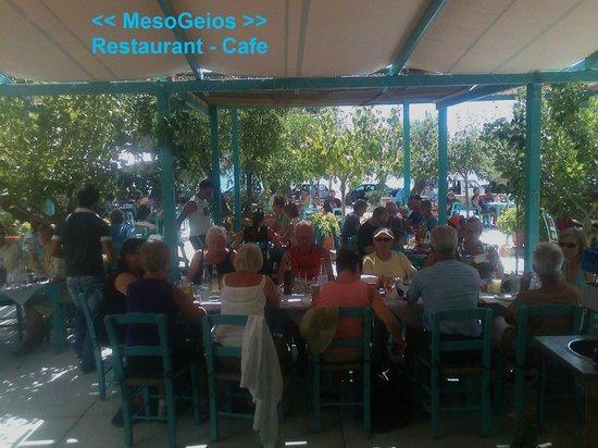 Damnoni, Grecia: Rush time-MesoGeios