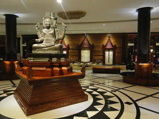 Pacific Hotel & Spa: Hall