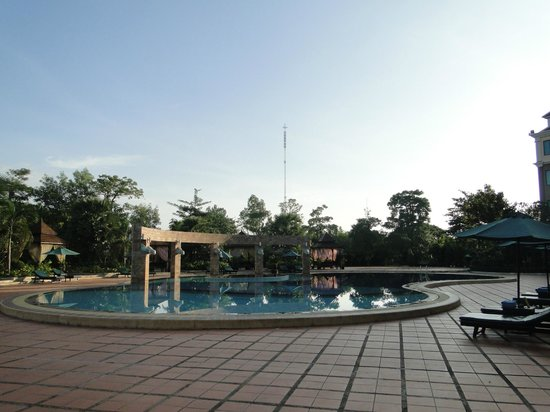 Pacific Hotel & Spa : Piscina