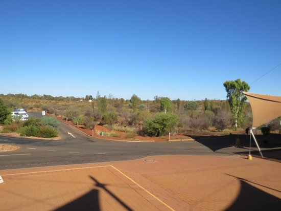 Desert Gardens Hotel, Ayers Rock Resort: Entrance to Desert Garden