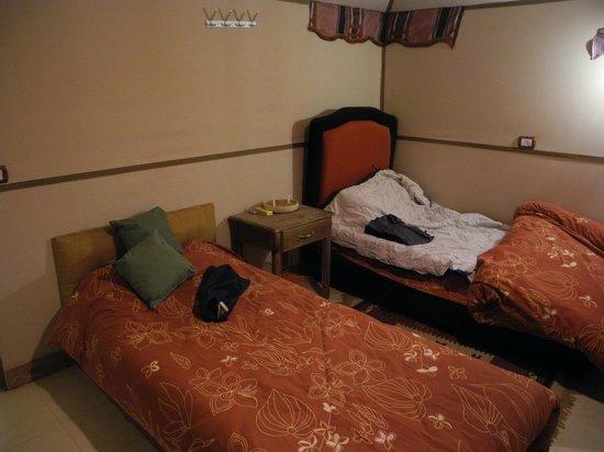 Rahayeb Desert Camp: VIP Zelt?