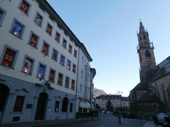 Kolpinghaus Bozen: via della posta