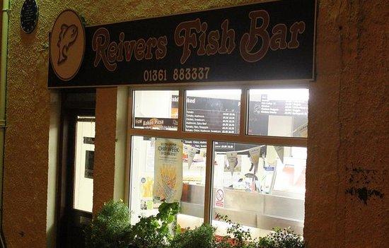 Reivers Fish Bar
